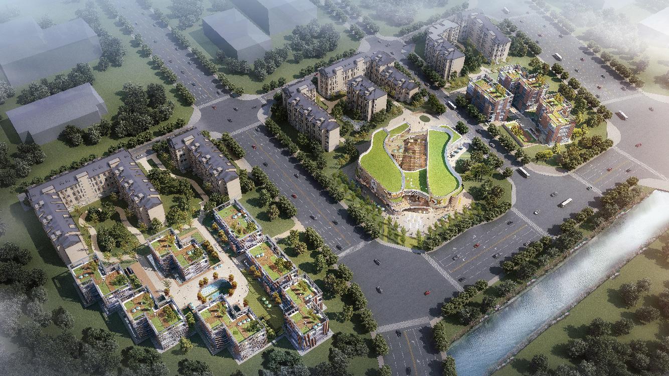 中国铁建·理想谷-大搜家
